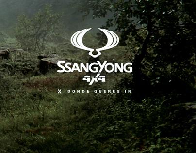 Ssang Yong | Brochures