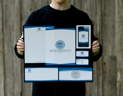 Serendipity Corporate Identity Package