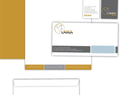 Laika - Brand corporate image