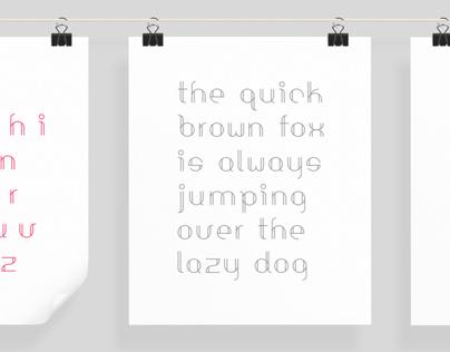 Always: typeface