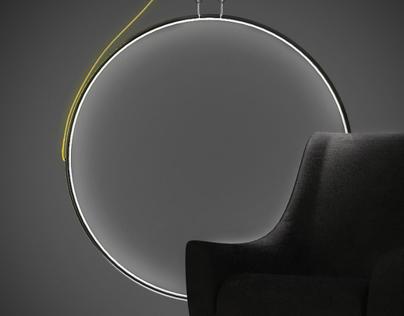 The Eclipse light for Artemide