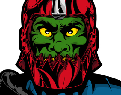 Trap Jaw from Masters of the Universe