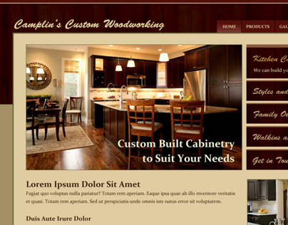 Camplin's Custom Woodworking