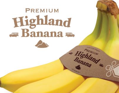 Premium Highland Banana - Design Proposal