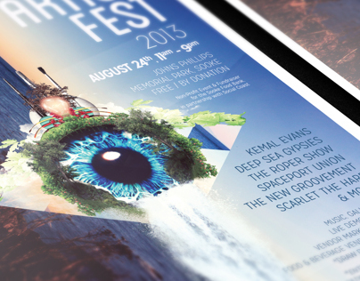 Vancouver Island Artist Fest 2013
