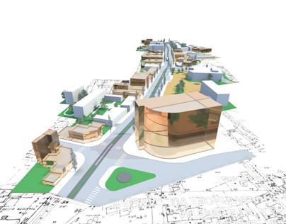 Urbanism - Diametrala Berzei-Buzesti