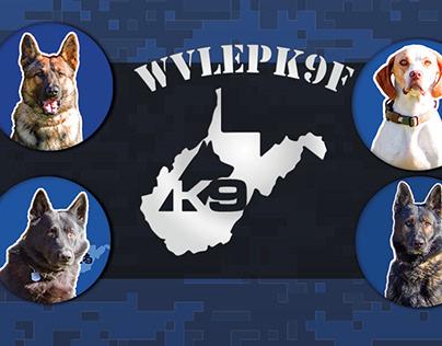 WV Law Enforcement Police K9 Fund Nonprofit : Creative