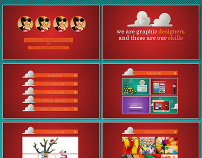 Creative Business Presentation - AE TEMPLATE