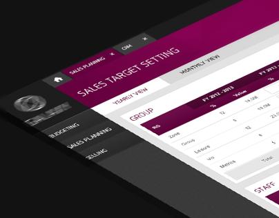 UI - WPF Desktop Application