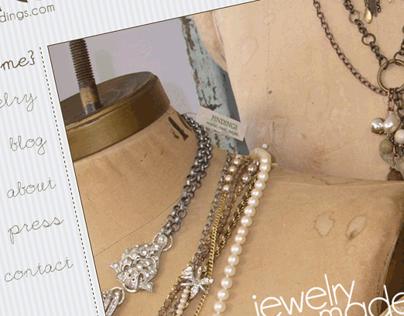 Findings Jewelry | Website