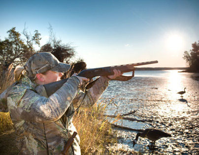 Mike Morgan's Documentary Portfolio: The Hunt