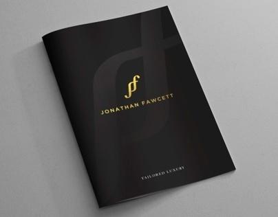 Jonathan Fawcett re-brand