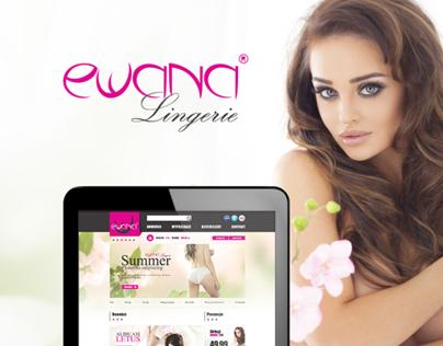 Ewana Lingerie ONLINE SHOP