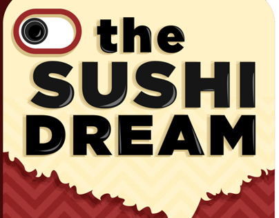 """""""Jiro Dreams Sushi"""" inspired iPhone Cases"""