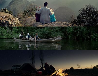 SOUTH AFRICAN TOURISM - Sho't left TVC's