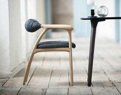 Haptic Chair by Trine Kjaer Design