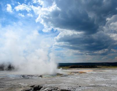 Big Cloud Yellowstone