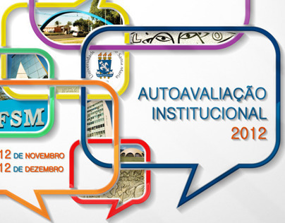 Ad Campaign - Institutional Assessment UFSM 2012