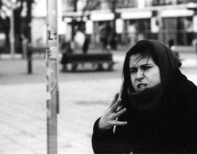 Zufällig schöne Fotos aus Berlin