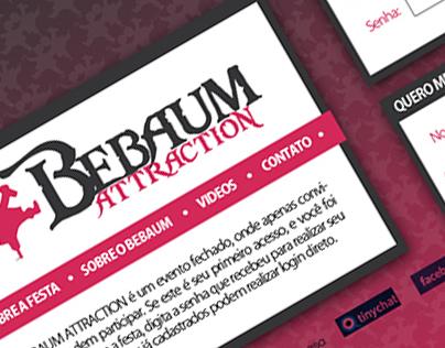 Bebaum Attraction Party