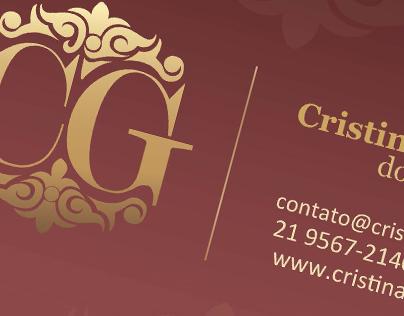 Cristina Guimarães Doces Finos