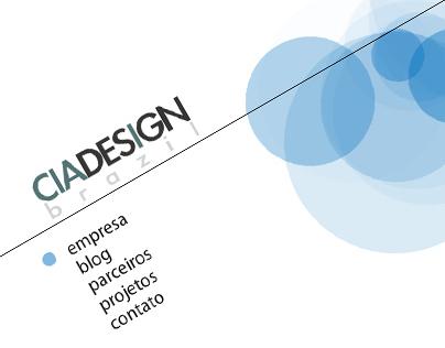 Cia Design Brazil Website