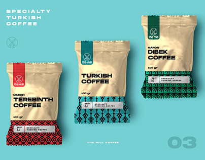 THE MILL COFFEE PACKAGE
