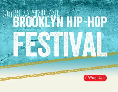2013 Brooklyn Hip-Hop Festival: Wrap-Up Report