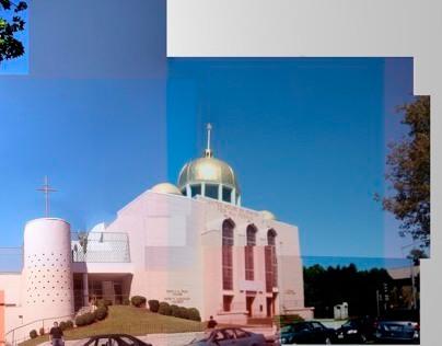 United House of Prayer Photomontage