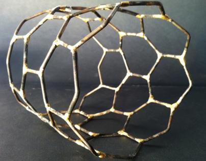 Steel Nanotube
