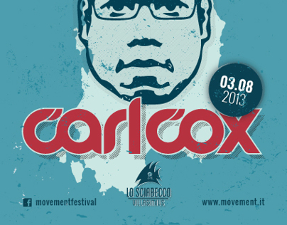 Carl Cox — Movement on the Island