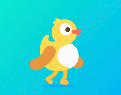 Bird animation