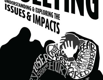 North Shore Restorative Justice – Poster Work