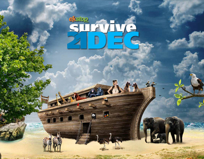 Ekstop - survive21dec