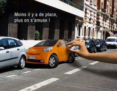 2009 / ADVERTISING Toyota AIP