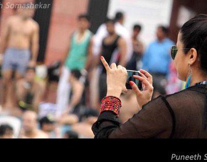 Salsa event Photography Sachin Raju assistant