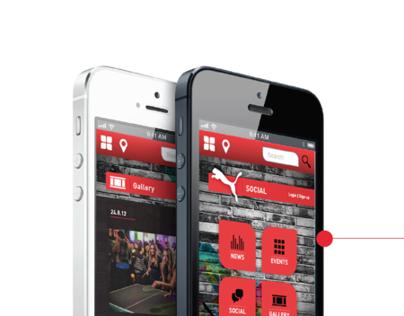 Mobile Site - UI Design