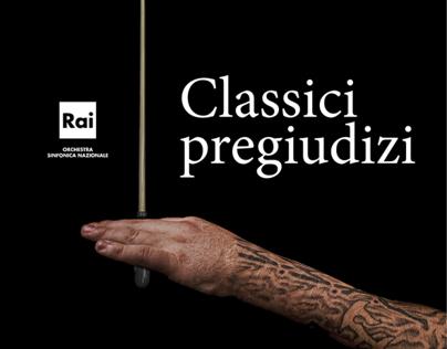 Auditorium RAI - Classici pregiudizi