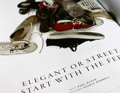 A THINKING MAN'S GUIDE TO THE SHOE