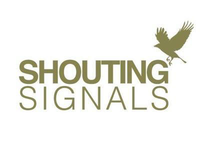 Shouting Signals - Never Run Away