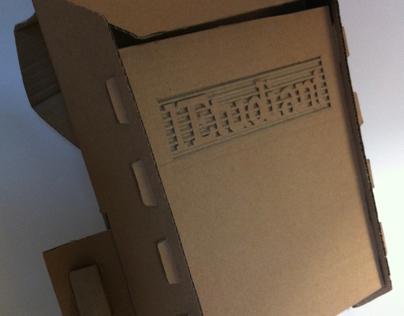 Cardboard bag