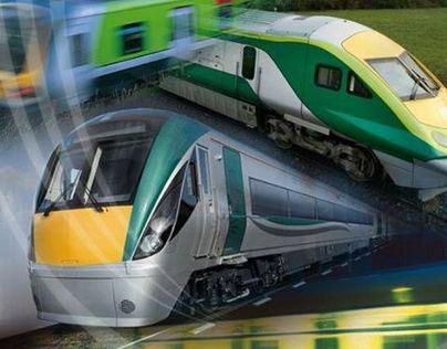 IRISH Rail Track