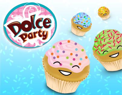 Dolce Party ® Web Site Flash Content (Giochi Preziosi)