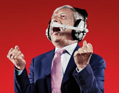Ladbrokes Tiziano digital campaign