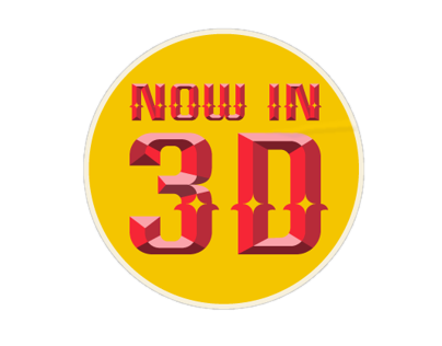 Now In 3D
