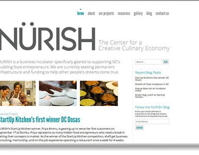 NURISH Website