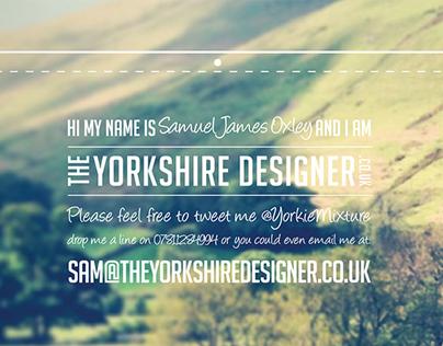 The Yorkshire Designer
