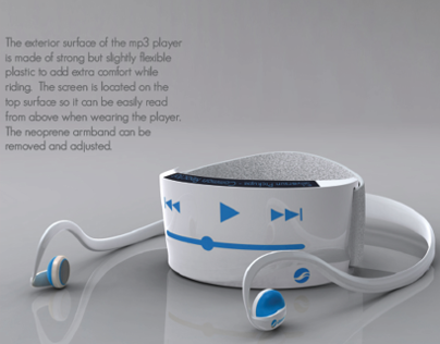 Giant Brand MP3 player