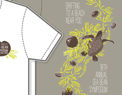 2013 Sea Bean Symposium T-shirt