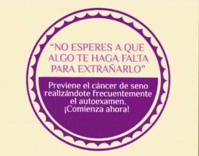 Activación contra el cáncer de seno